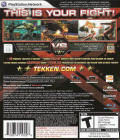 Tekken 6 PlayStation 3 Back Cover