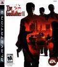 The Godfather II PlayStation 3 Front Cover