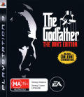 The Godfather: Blackhand Edition PlayStation 3 Front Cover