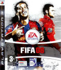 FIFA Soccer 08 PlayStation 3 Front Cover
