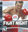 Fight Night Round 3 PlayStation 3 Front Cover