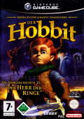 The Hobbit GameCube Front Cover