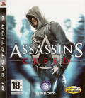 Assassin's Creed PlayStation 3 Front Cover