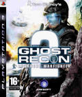 Tom Clancy's Ghost Recon: Advanced Warfighter 2 PlayStation 3 Front Cover