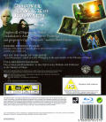Harry Potter and the Order of the Phoenix PlayStation 3 Back Cover