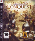 The Lord of the Rings: Conquest PlayStation 3 Front Cover