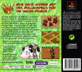 Harvest Moon: Back to Nature PlayStation Back Cover