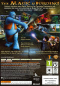 LEGO Harry Potter: Years 1-4 Xbox 360 Back Cover