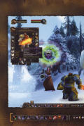 World of Warcraft Macintosh Inside Cover Box Inside Flap #3