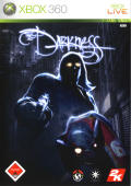 The Darkness Xbox 360 Front Cover
