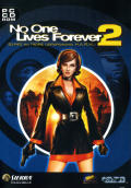 No One Lives Forever 2: A Spy in H.A.R.M.'s Way Windows Other Keep Case - Front