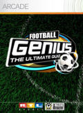 Football Genius: The Ultimate Quiz Xbox 360 Front Cover