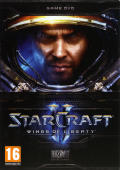 StarCraft II: Wings of Liberty (Collector's Edition) Macintosh Other Game - Keep Case - Front