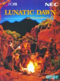 Lunatic Dawn FX PC-FX Front Cover