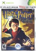Harry Potter and the Chamber of Secrets Xbox Front Cover