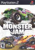Monster Jam PlayStation 2 Front Cover