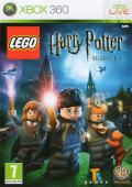 LEGO Harry Potter: Years 1-4 Xbox 360 Front Cover
