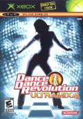 Dance Dance Revolution Ultramix 4 Xbox Front Cover