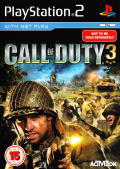 Call of Duty Trilogy PlayStation 2 Other CoD 3: Keep Case - Front