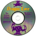 Dragon Lore: The Legend Begins DOS Media Disc 1/2