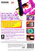 DDRMAX Dance Dance Revolution PlayStation 2 Back Cover