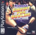 Brunswick Circuit Pro Bowling PlayStation Front Cover
