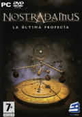 Nostradamus: The Last Prophecy Windows Front Cover