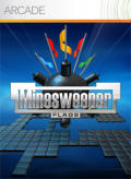 Minesweeper Flags Xbox 360 Front Cover