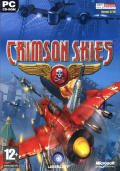 Crimson Skies Windows Front Cover