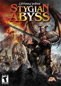 Ultima Online: Stygian Abyss Windows Front Cover