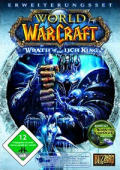 World of Warcraft: Wrath of the Lich King Windows Front Cover