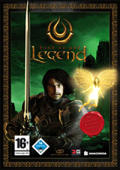 Legend: Hand of God Windows Front Cover