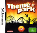 Theme Park Nintendo DS Front Cover