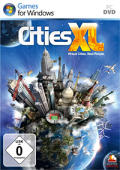 Cities XL Windows Front Cover
