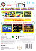 Mario Party 8 Wii Back Cover