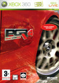 Project Gotham Racing 4 Xbox 360 Front Cover