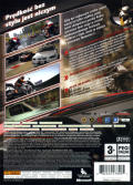 Project Gotham Racing 4 Xbox 360 Back Cover