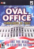 Oval Office: Commander in Chief Windows Front Cover