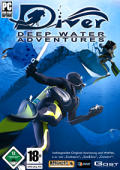 Diver: Deep Water Adventures Windows Front Cover