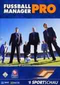 Soccer Manager Pro Windows Front Cover