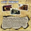 Lost Horizon Windows Other Sleeve - Back Cover