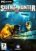 Silent Hunter III Windows Front Cover