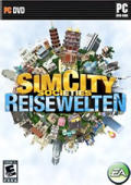 SimCity Societies: Destinations Windows Front Cover