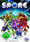 Spore Windows Front Cover