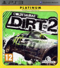DiRT 2 PlayStation 3 Front Cover