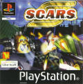S.C.A.R.S. PlayStation Front Cover