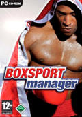 Boxing Manager Windows Front Cover