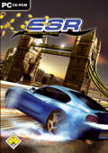 ESR: European Street Racing Windows Front Cover