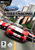 Ford Bold Moves Street Racing Windows Front Cover