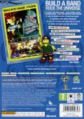 LEGO Rock Band Xbox 360 Back Cover